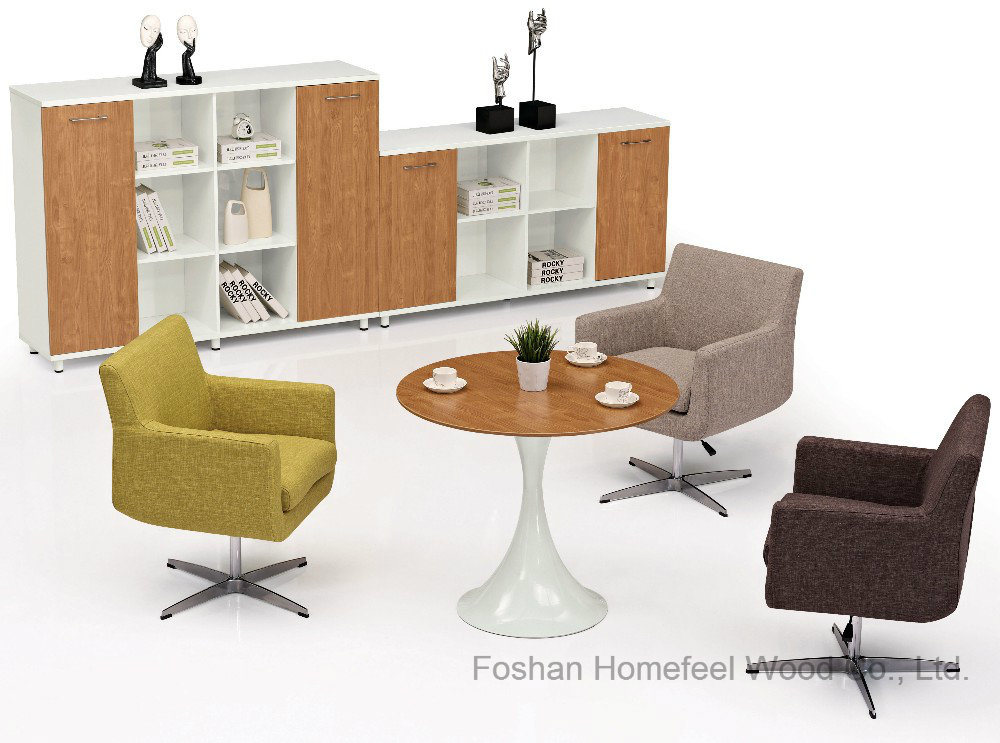 China Office Furniture Small Rectangular Glass Conference Table - Small glass conference table
