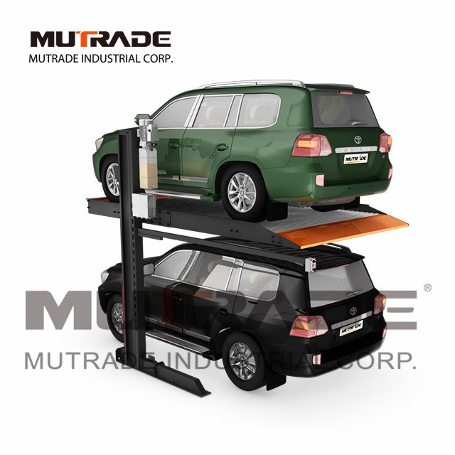 [Hot Item] Mobile Mini Portable Car Lift for Home Garage