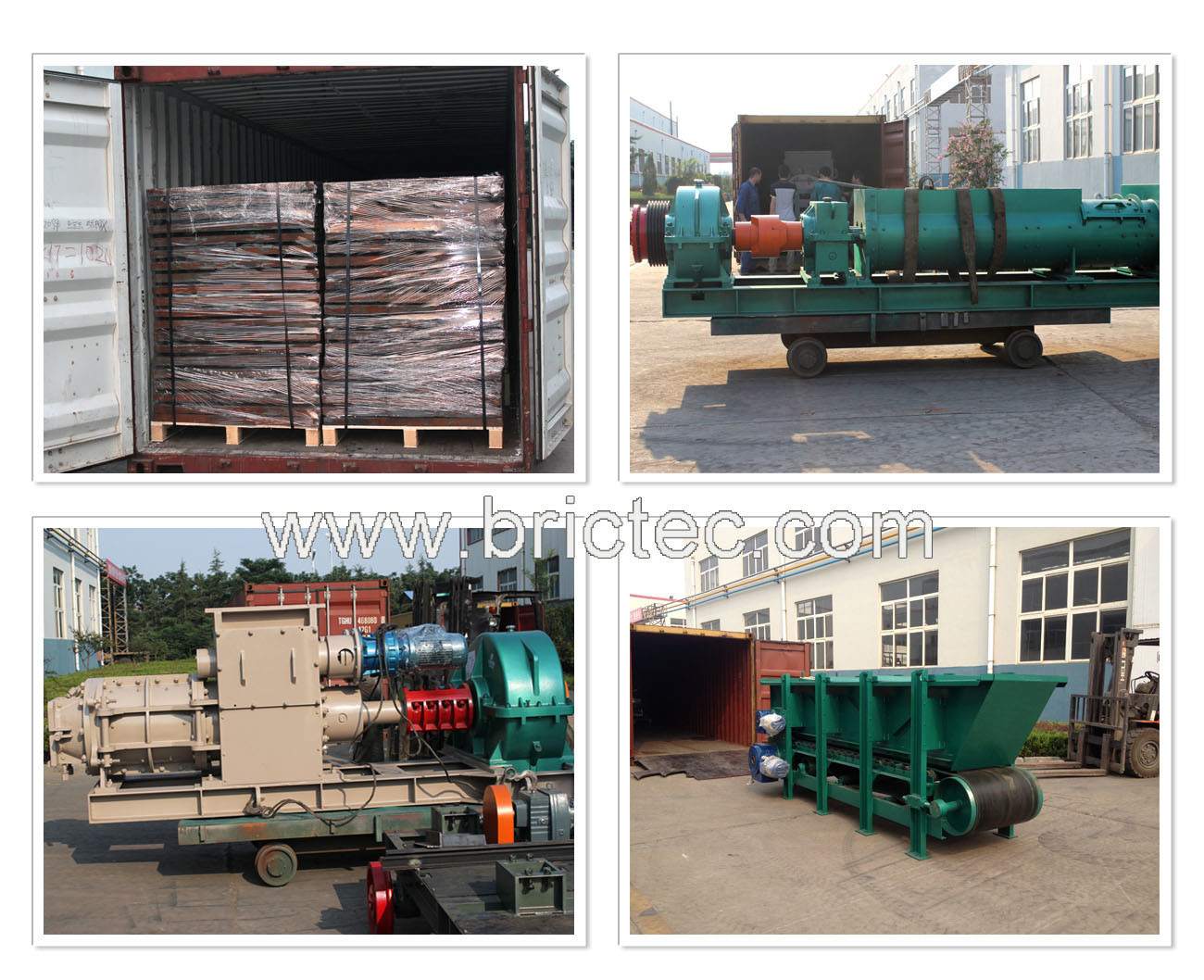 Auto Fired Clay Brick Machine with Competitve Price pictures & photos