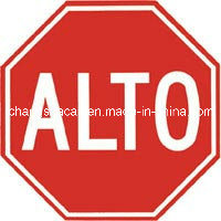 china octagon road safety sign supplier china traffic sign road sign