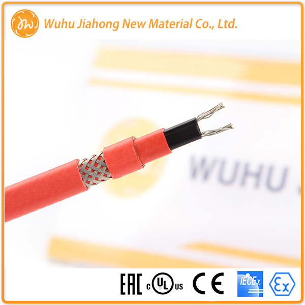 Ditches Gables Anti-Icing Self Regulating Heat Cable