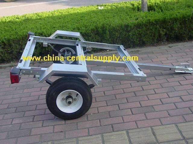 Light Duty Small And Mini Camping 48X8 Utility Trailer CT0030