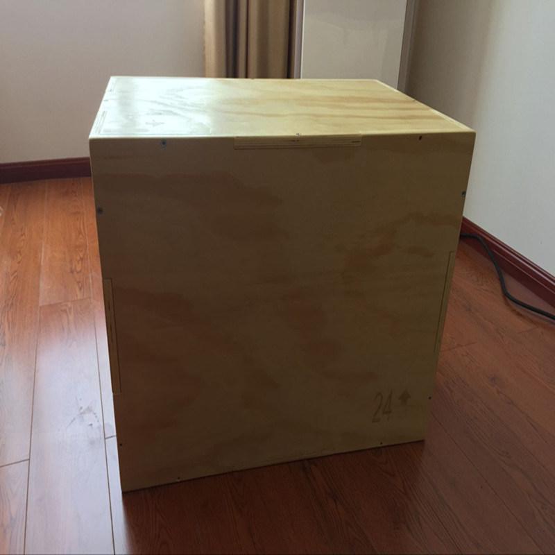 de2a6e2b8c2 China Train Good Adjustable Wooden Plyo Box  Popular Crossfit Plyometric Box  - China Wood Plyo Box