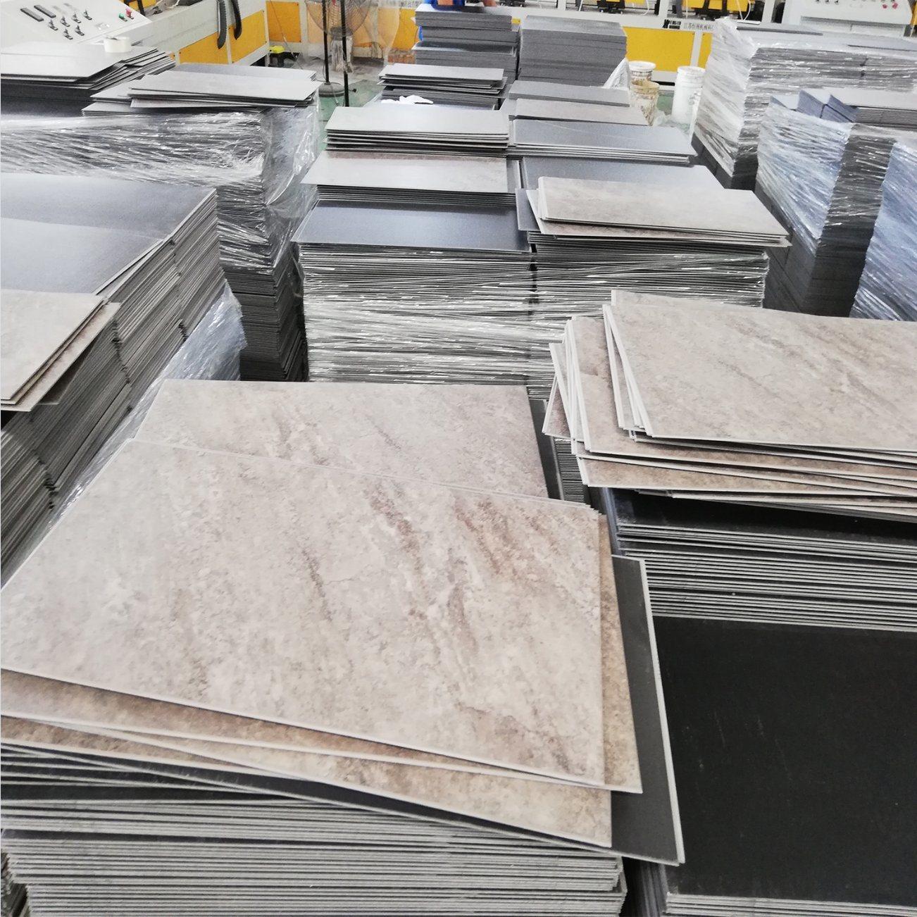 Marble Look Spc Vinyl Flooring
