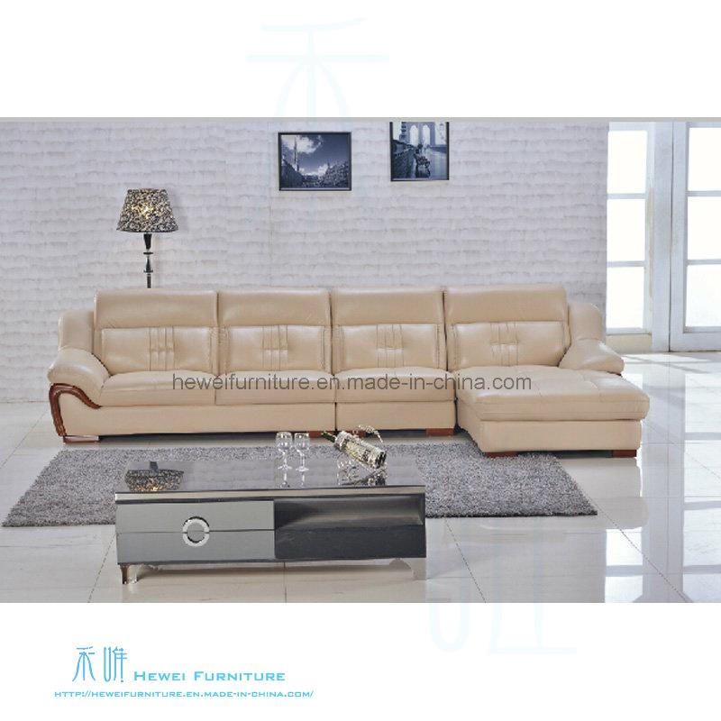 China Modern Living Room L Shape Sofa
