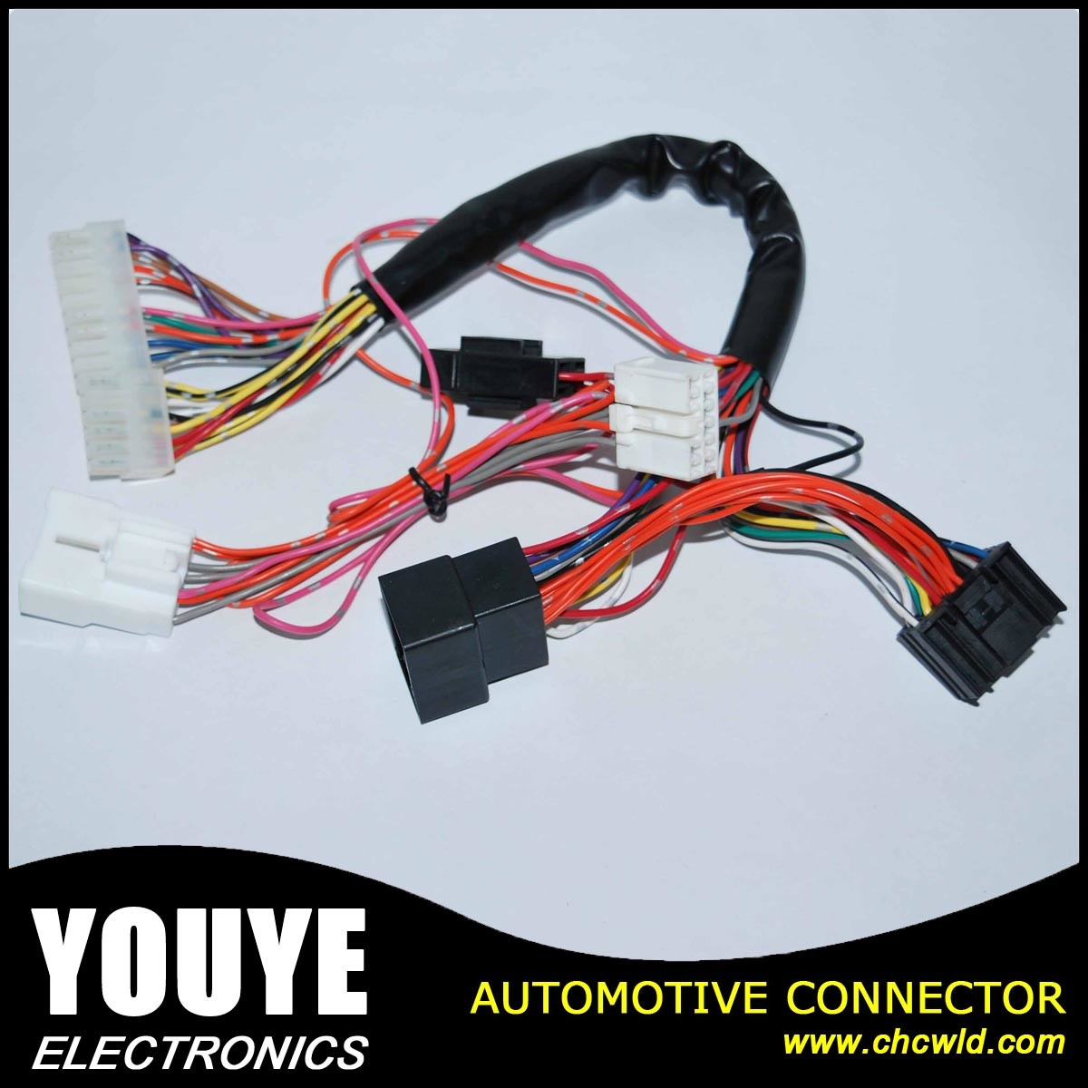 China Power Window Wiring Harness for Volks Wagen - China Wire Harness, Wiring  Harness