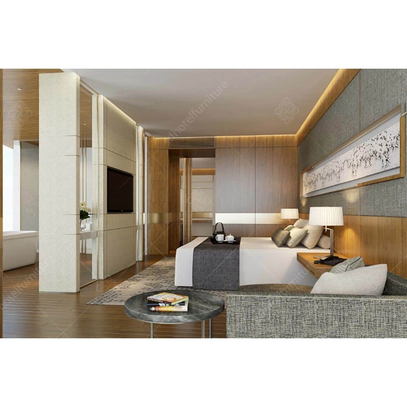 China Antique Bedroom Hotel Apartment Furniture For Sale China