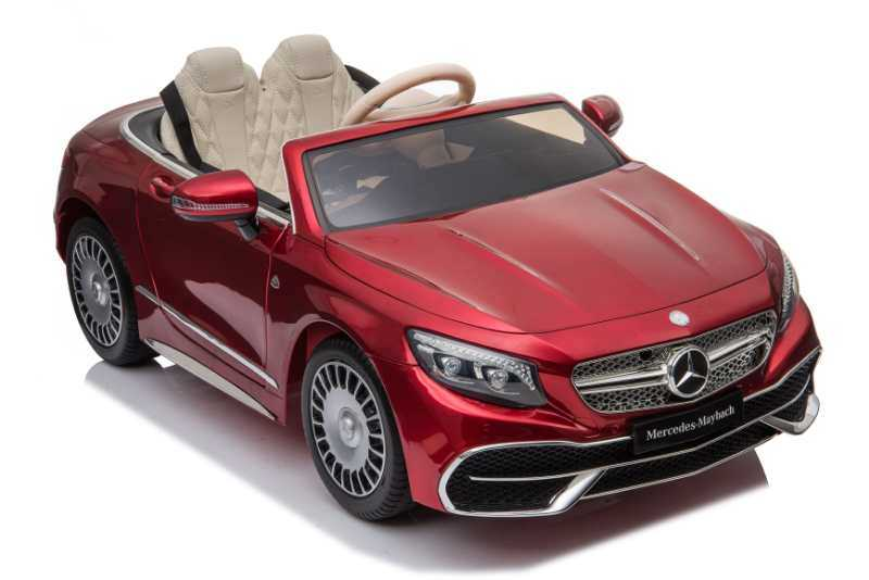 Get Red Mercedes Benz Power Wheels
