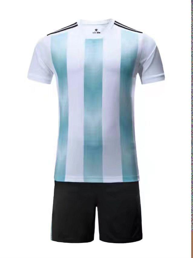China Wholesale Sportswear Football T-Shirts Camisetas De Futbol Newest 2018  World Cup Soccer Jersey - China T-Shirt 9157f116a