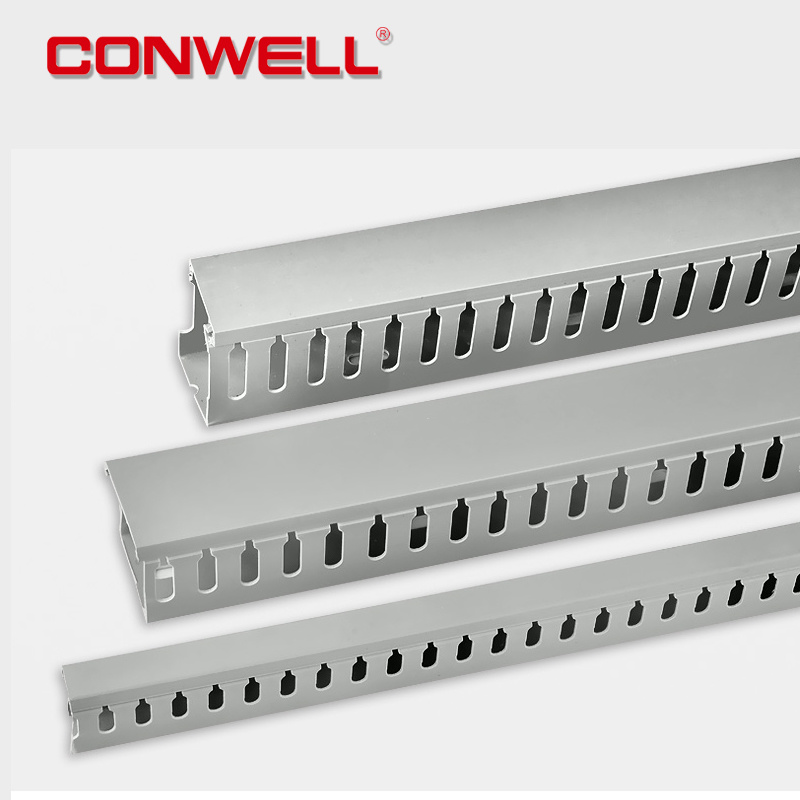 [Hot Item] Perforated Cable Duct for Industrial Wiring Management on
