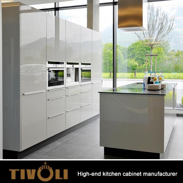 White Kitchen Cabinets 2018: China 2018 New Model Australia Custom White Lacquer Modern