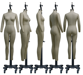 [Hot Item] Beifuform Lady French Size Women 38 Full Body Mannequin Dress  Forms