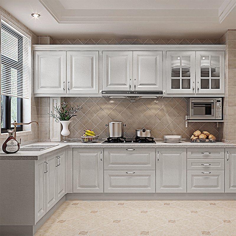 China New Arrival Popular kitchen Design Aluminium Kitchen ...