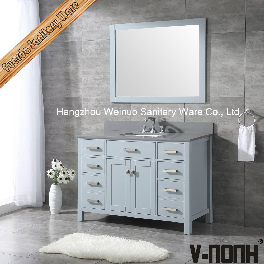 Affordable Small Bathroom Floor Cabinet