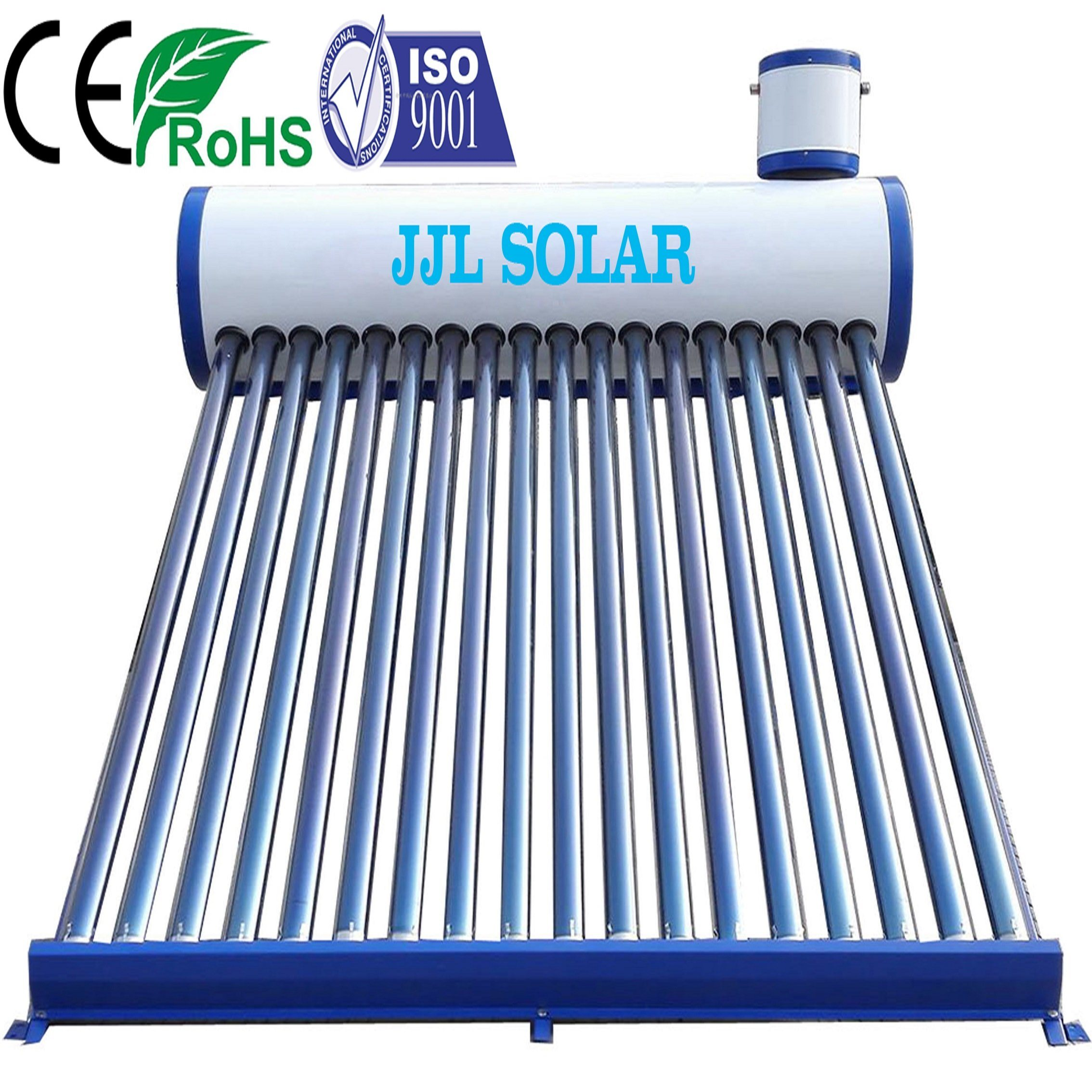 China Non Pressurized Low Pressure Solar Hot Water Heating
