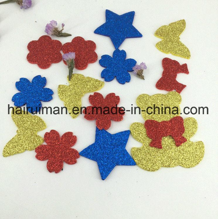 China Wholesale Glitter Eva Foam Sheet Eco Friendly Nontexic Kids