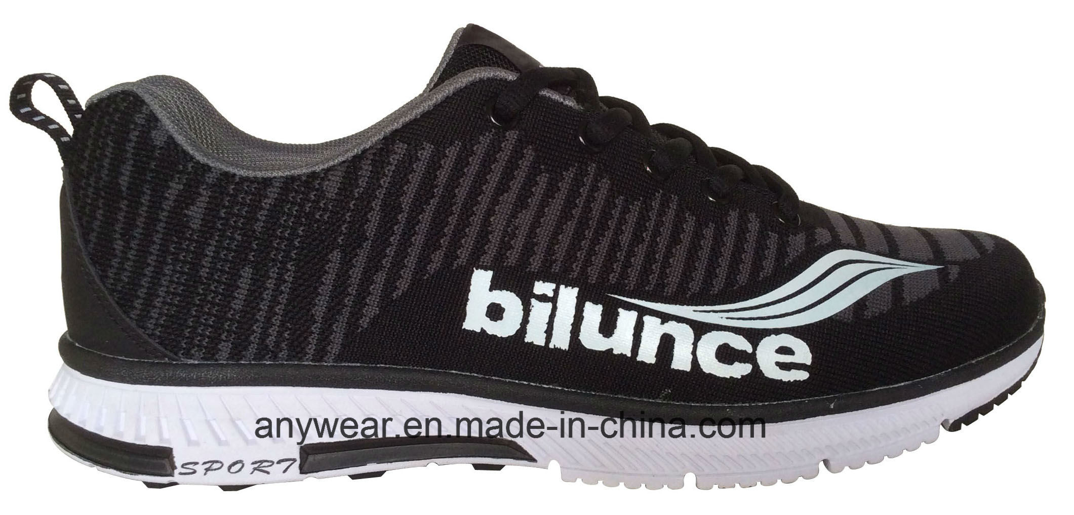 Athletic Flyknit Woven Sports Shoes Sneakers (816-9927) pictures & photos
