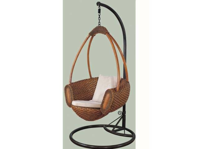 China Hanging Indoor Rattan Swing Chair (YT-6110-7S ...
