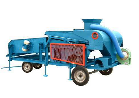 Dzl-20 Proportion Grain Seed Selection Machine/Bean Cleaner