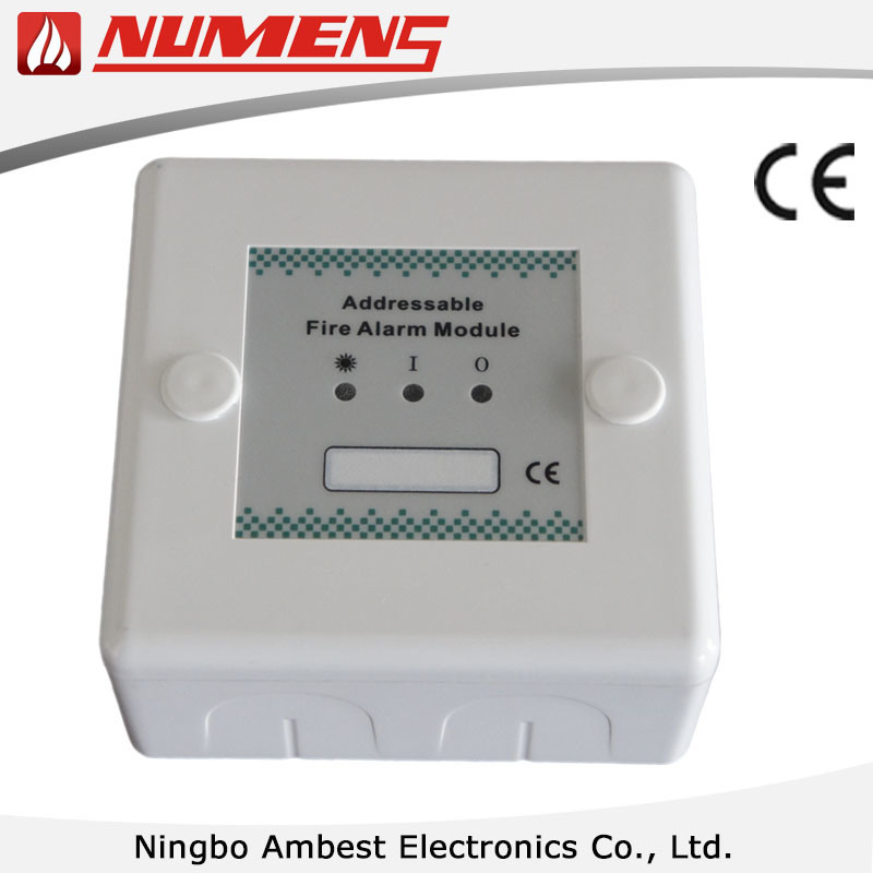 China Addressable 2-Wire Fire Detection and Alarm System Input ...