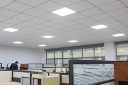 2X2 Ceiling Tiles Office Lighting Recessed