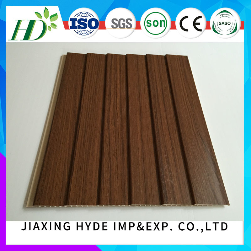 Strong PVC Laminatied Panel Wall Panel Decoration pictures & photos
