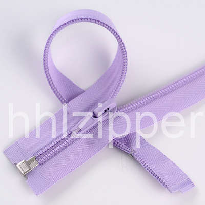 7# Nylon Zipper with Open End