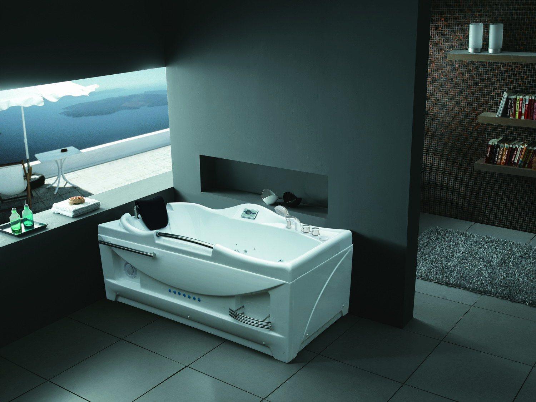 China Deluxe Jacuzzi Massage Bathtub (M-2056A) - China Whirlpool ...