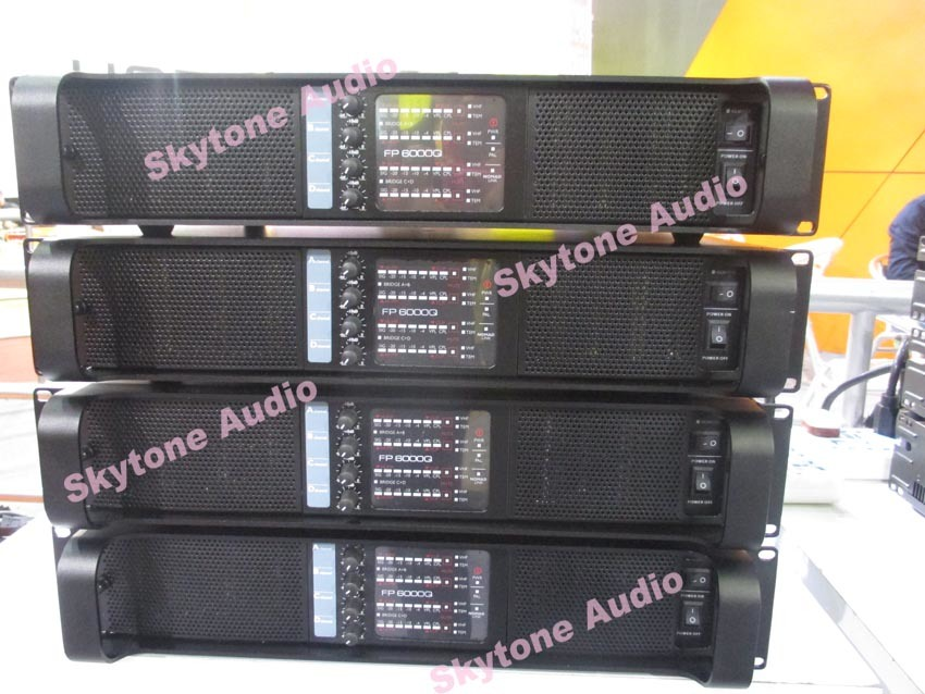 Skytone Fp6000q Professional Lightest Power Amplifier
