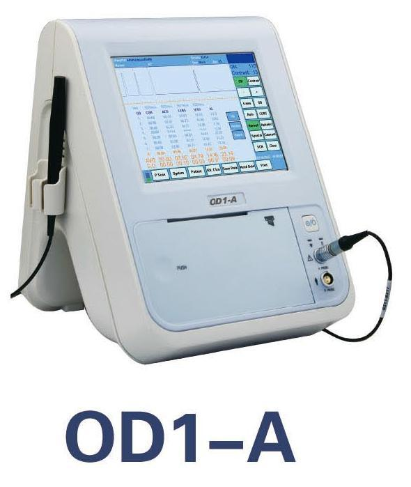 Biometer and Pachymeter Ophthalmic Ultrasound (OD1-A)