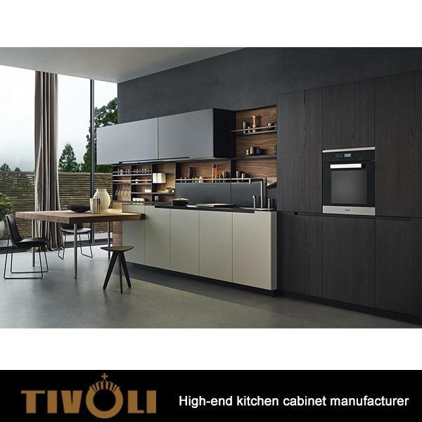 China 2018 New Model Australia Custom White Lacquer Modern Kitchen
