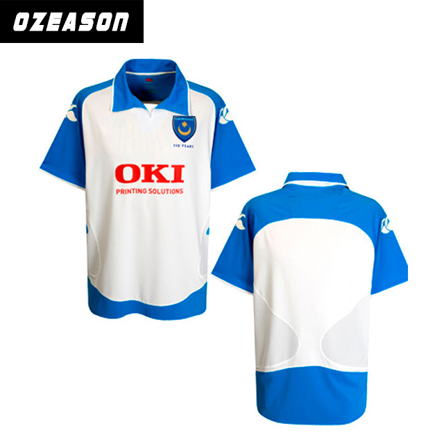 0b278e814 China Wholesale Custom Made Team Logo and Name Cricket Jersey - China Cricket  Jerseys, Custom Cricket Jersey