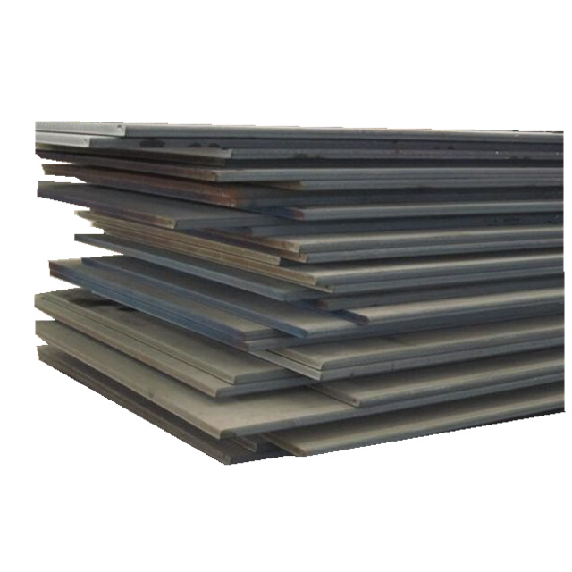 China Mild Steel Plate Corten Steel Plate China Steel Sheet