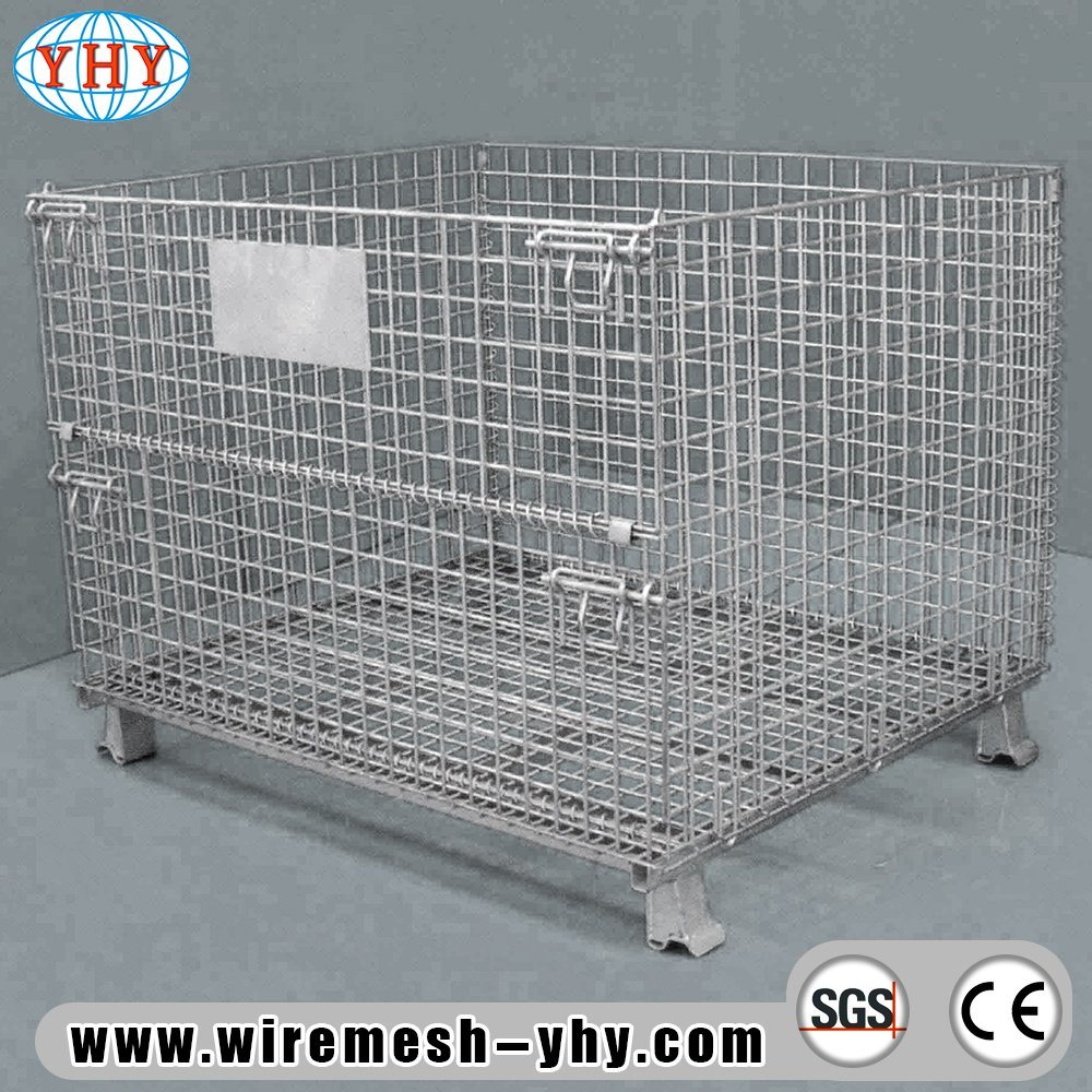 China Storage Cage Used for Save Warehouse Space - China Storage ...