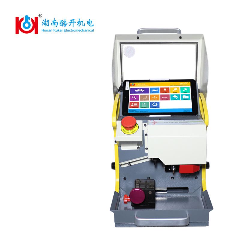 [Hot Item] Portbable High Security Key Cutting Copy Machine Sec-E9