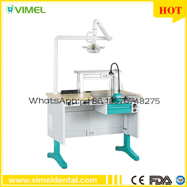 Single Mechanic Table 1.2m Dental Laboratory Equipment Desk Dental Chair pictures & photos