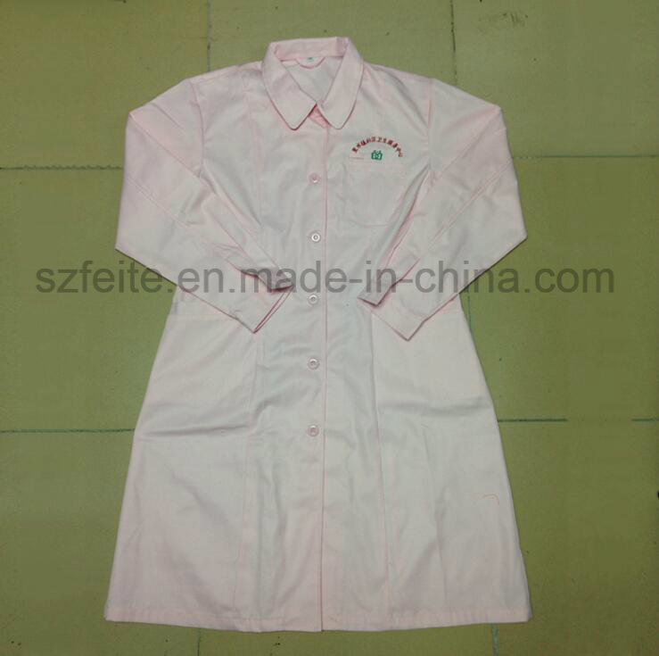 China Medical Wear, Hospital Gown, Medical Gown for Doctor Photos ...