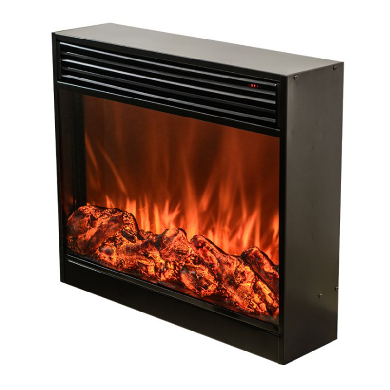 Hot Item Small Electric Fireplace Insert 3d Decor Flame 2018 Newest Design Hot Sale
