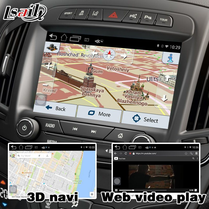 China Android Gps Navigation System Box Video Interface For Opel Rhcarlltenmadeinchina: Buick Navigation System With Audio At Gmaili.net
