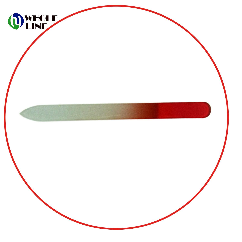 China Wholesale Crystal Glass Nail File for Natural Acrylic Nails ...