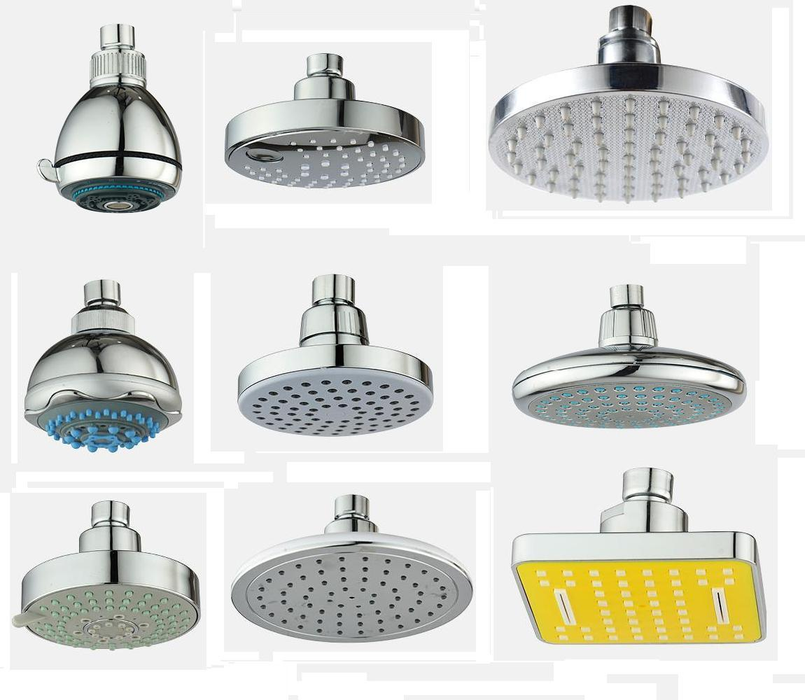 China High Flow Wall Mount Small 4′′ Size Rain Shower Head - China ...
