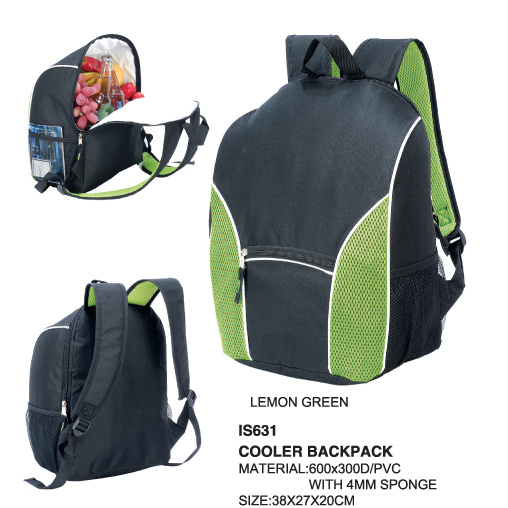 Promotion Picnic Thermal Insulated Cooler Backpack for Food