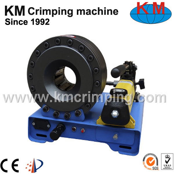 Hand Hose Crimping Machine (KM-92S-A) pictures & photos