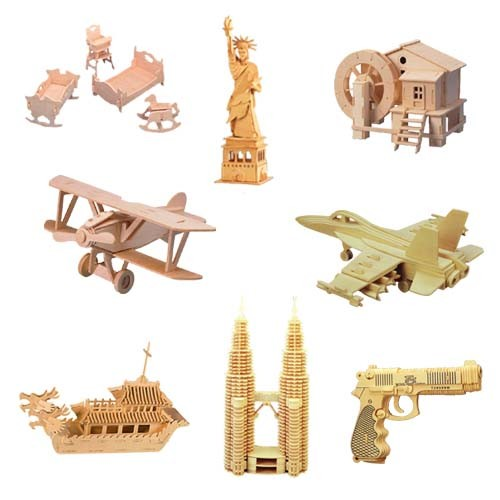 wooden 3d puzzles solutions | woodproject