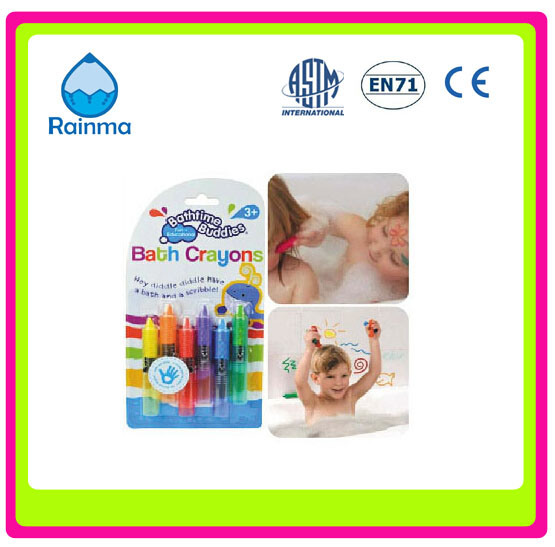 Hot Sell Non Toxic Bath Crayons for Kids