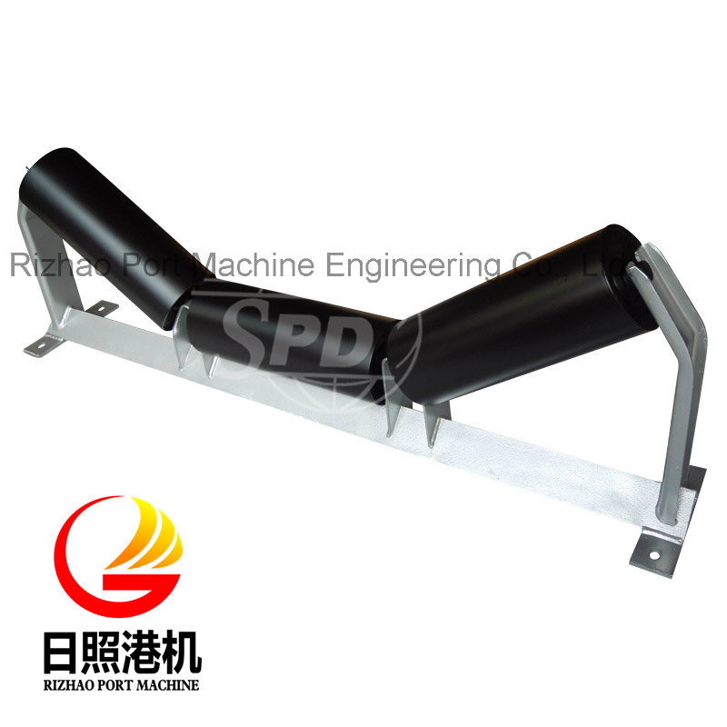SPD Cema High Quality Conveyor Roller Idler for Conveyors pictures & photos