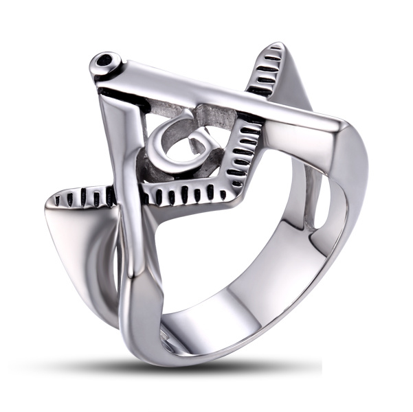 2015 Fashion Custom Stainless Steel Jewelry Ring pictures & photos