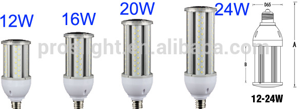 High Brighness IP65 24W LED Corn Bulb pictures & photos