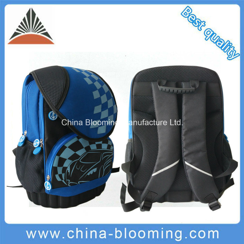 Polyester EVA Campus Back to School Backpack Student Bag