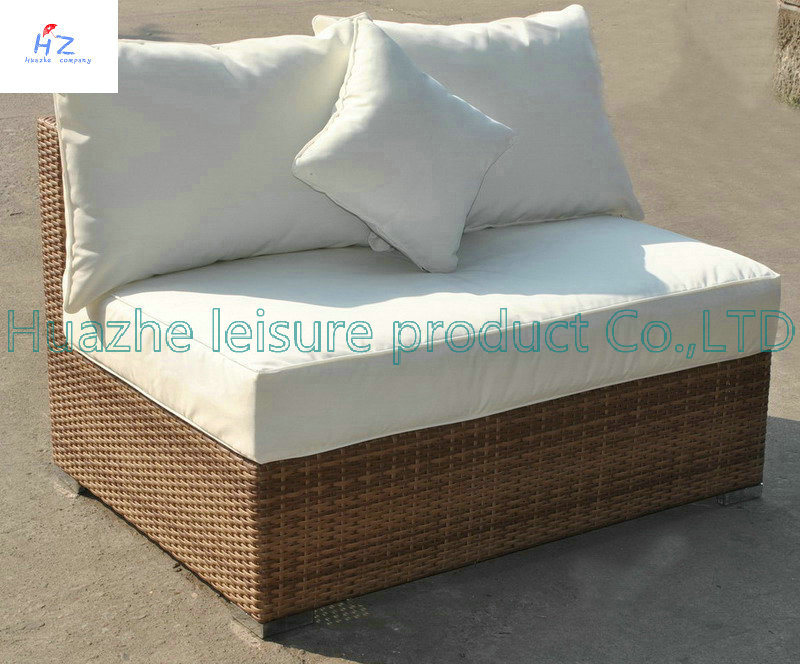 Rattan Furniture Table Corner for Outdoor with Aluminum pictures & photos